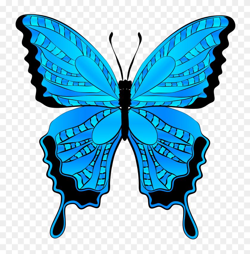 Clip Art Free Butterflies - May Clip Art Free