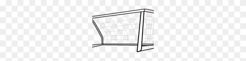 Clip Art Goalpost Clip Art - Football Goal Post Clipart