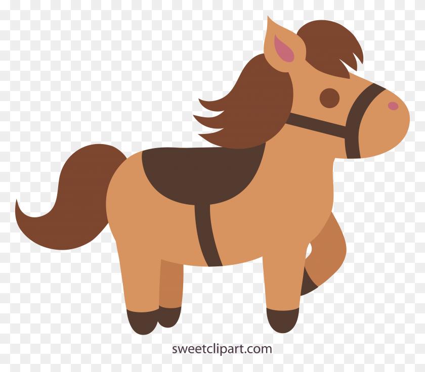 Clip Art Horses - Rearing Horse Clipart