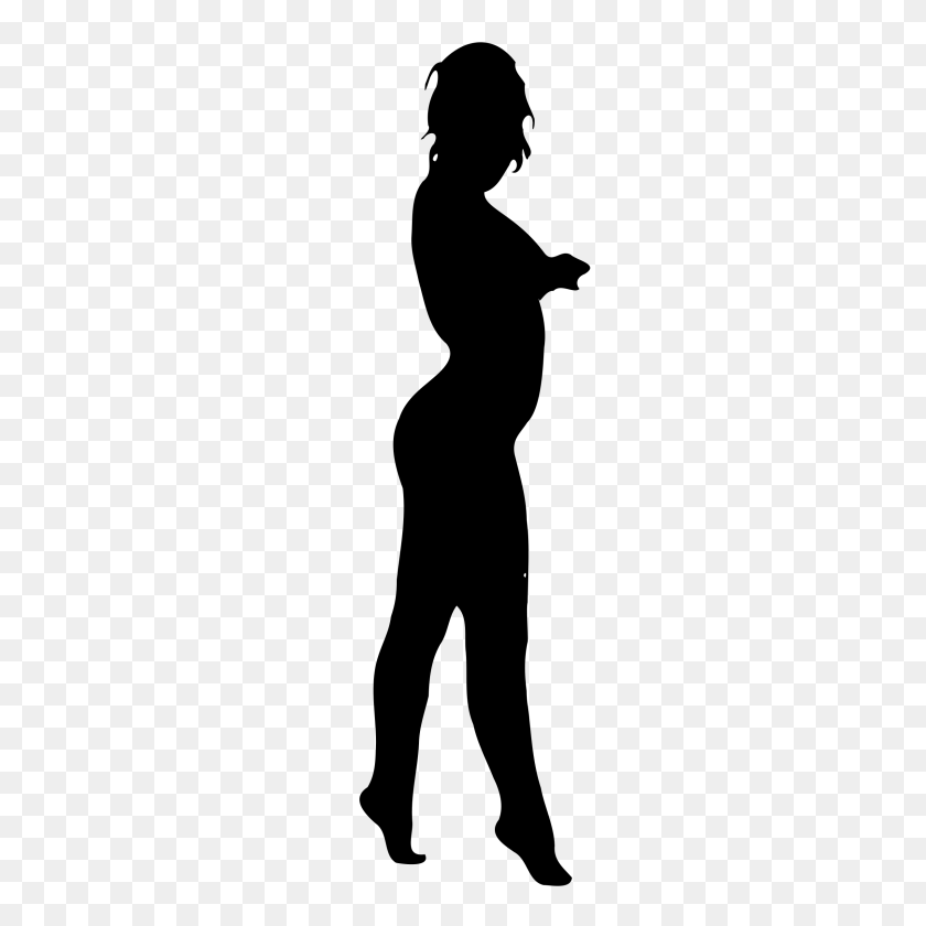Clip Art Lady Silhouette Clip Art Lady Silhouette Clip Art - Pregnant Lady Clipart