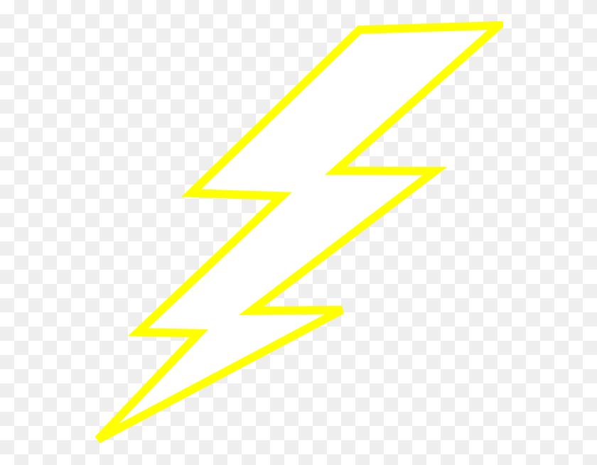 Clip Art Lightning Bolt Image - Bolt Clipart