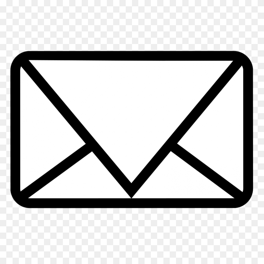 Clip Art Mail - Letter Clipart PNG