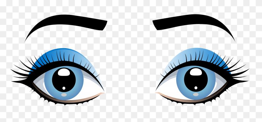Clip Art Makeup Eyes Makeup Looks, Ideas Trends - Drugstore Clipart