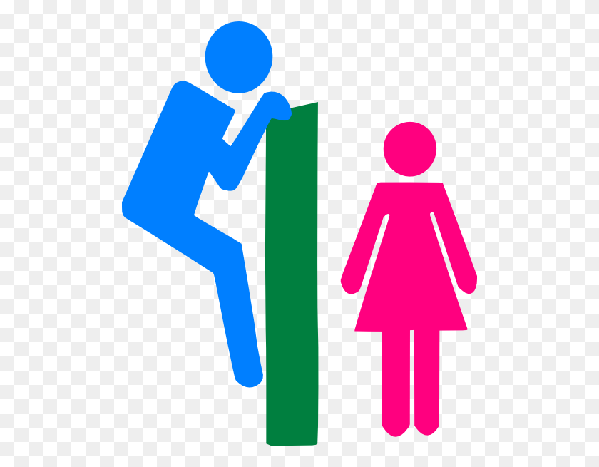 498x595 Clip Art Male And Female Symbols All About Clipart - Male And Female Clipart