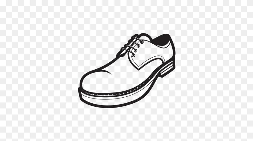 Clip Art Men Shoes Clipart - Men Running Clipart