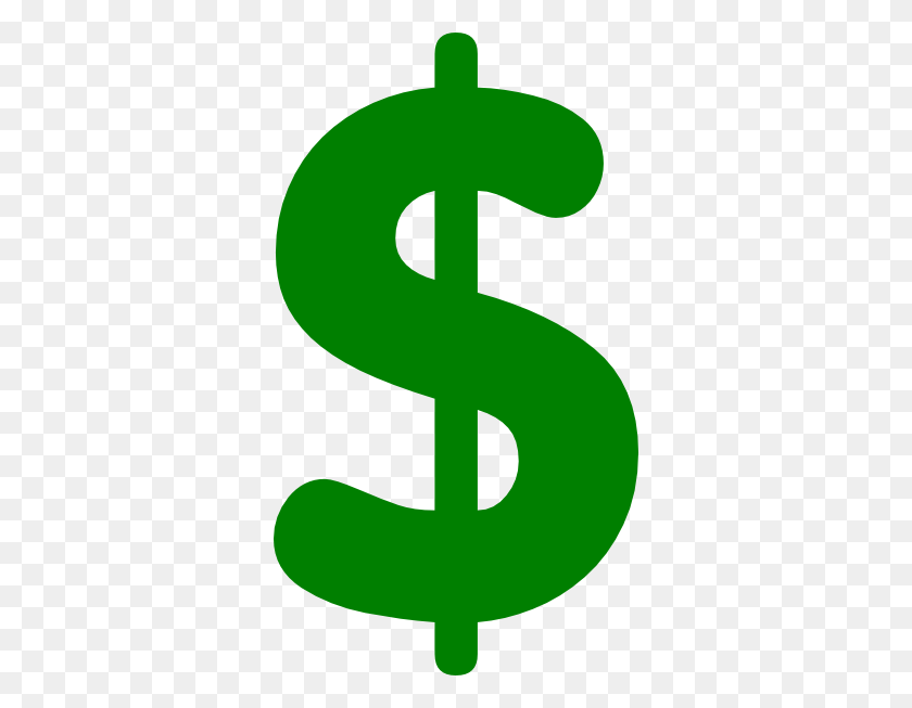 Clip Art Money Symbols Clipart - Money Border Clipart