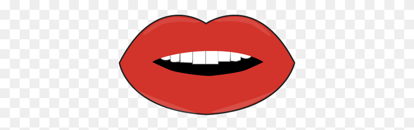 Clip Art Mouth - Teeth Smile Clipart