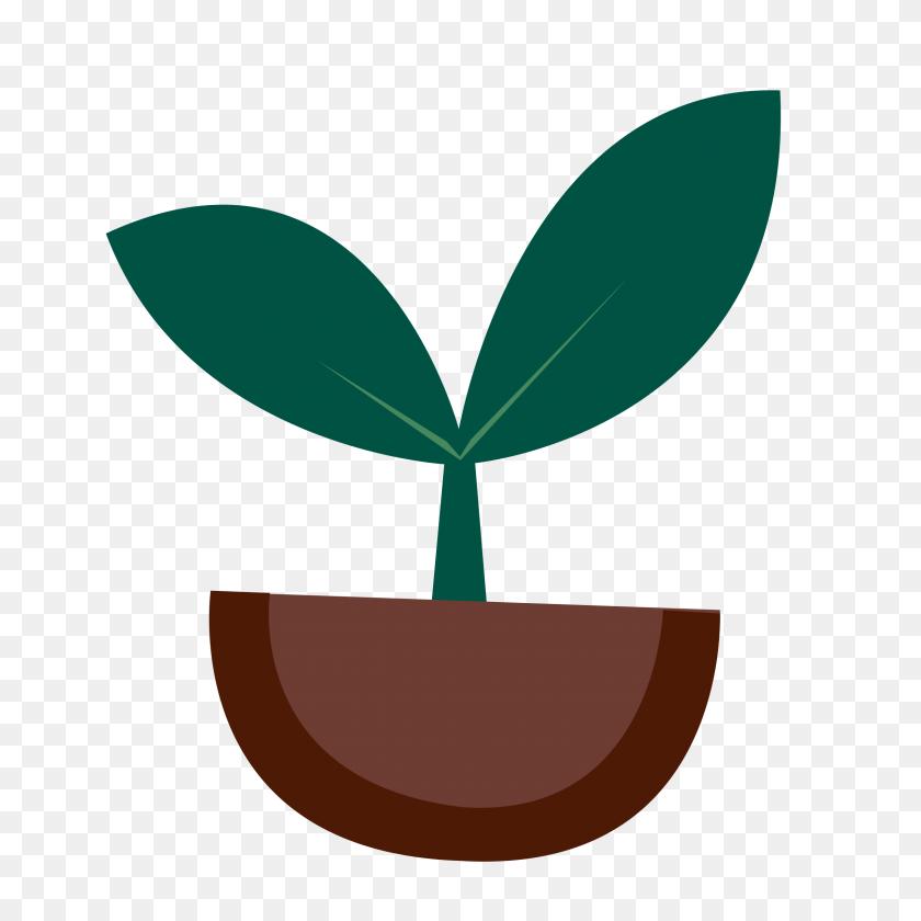 Clip Art Of Beautiful Plants For The Spring Garden Gardens - Garden Clipart