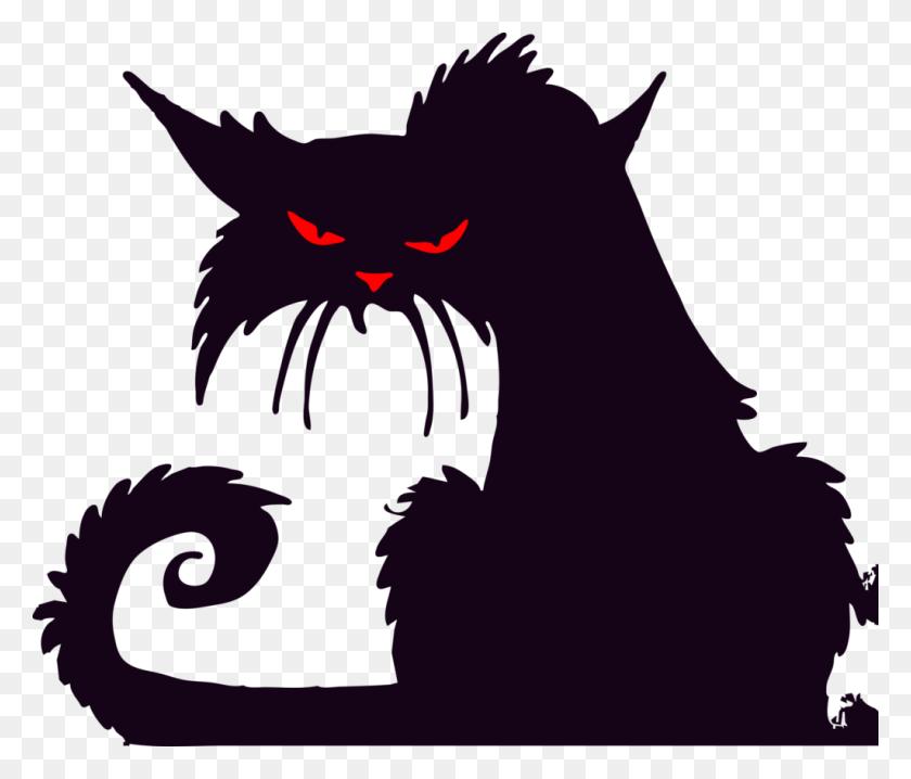 1024x865 Clip Art Of Grumpy Cat - Sad Cat Clipart