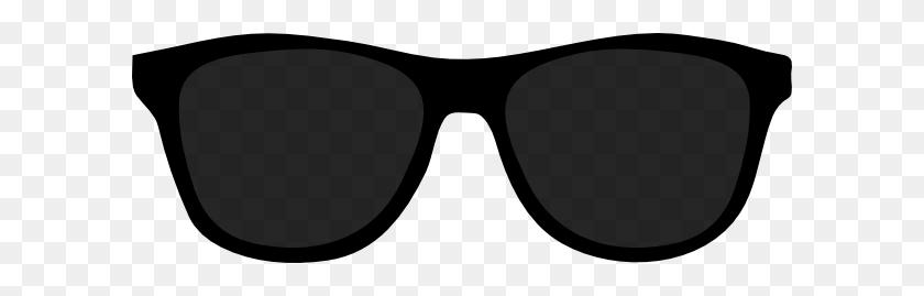 Clip Art Of Sunglasses Les Baux De Provence - Glasses Clipart Transparent