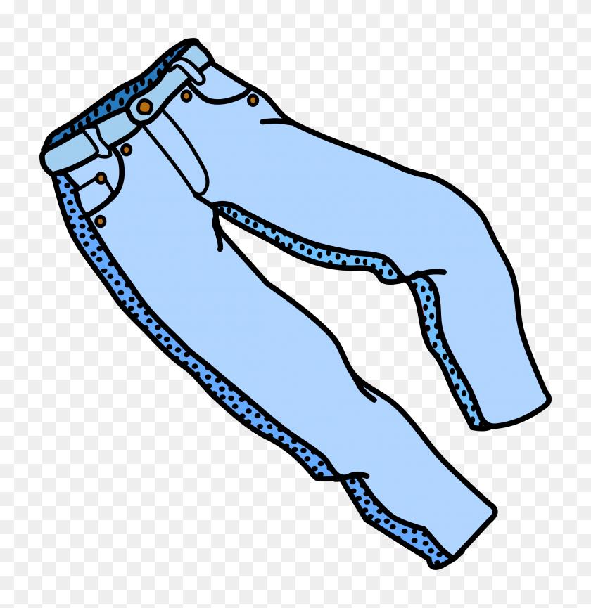 Clip Art Pants - Mickey Mouse Pants Clipart