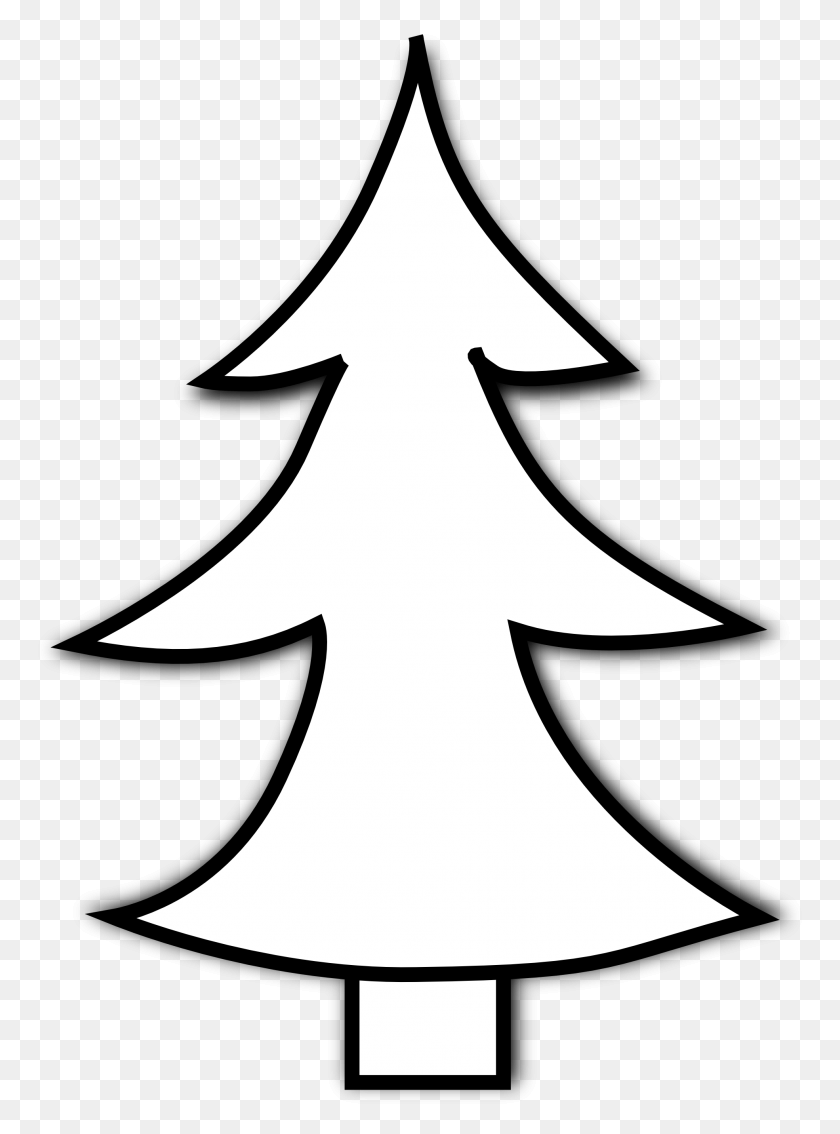 Clip Art Pine Trees Black And White - Microscope Clipart Black And White