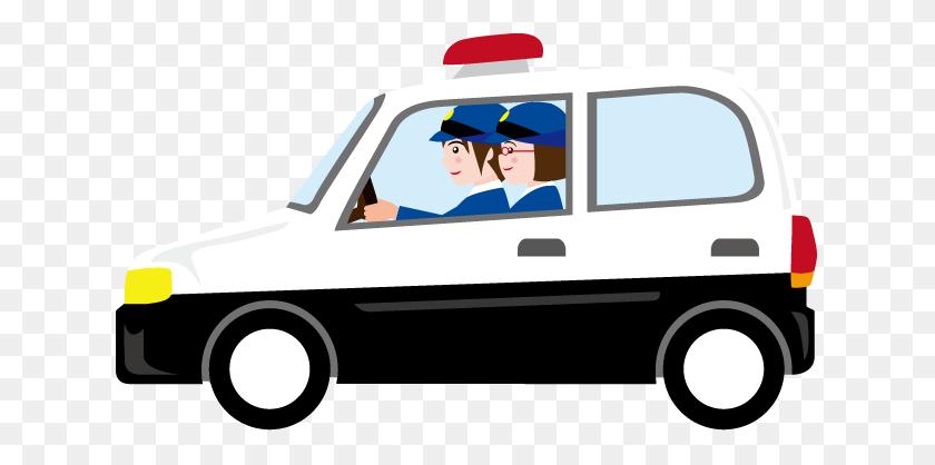 631x358 Clip Art Police Car - Cop Car Clipart