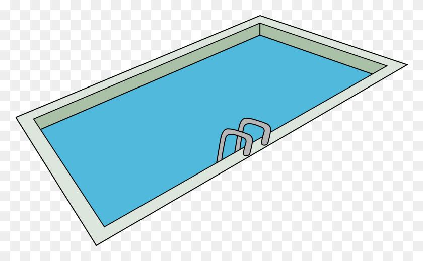 2400x1414 Clip Art Pool - Part Clipart