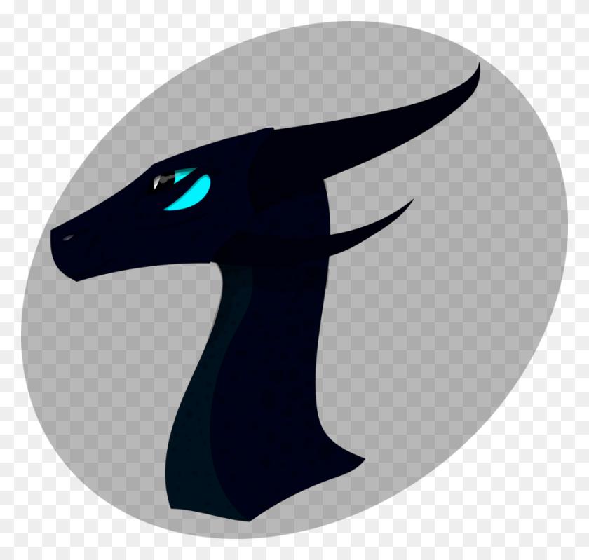 Clip Art Realistic Dragon Head - Dragon Head Clipart