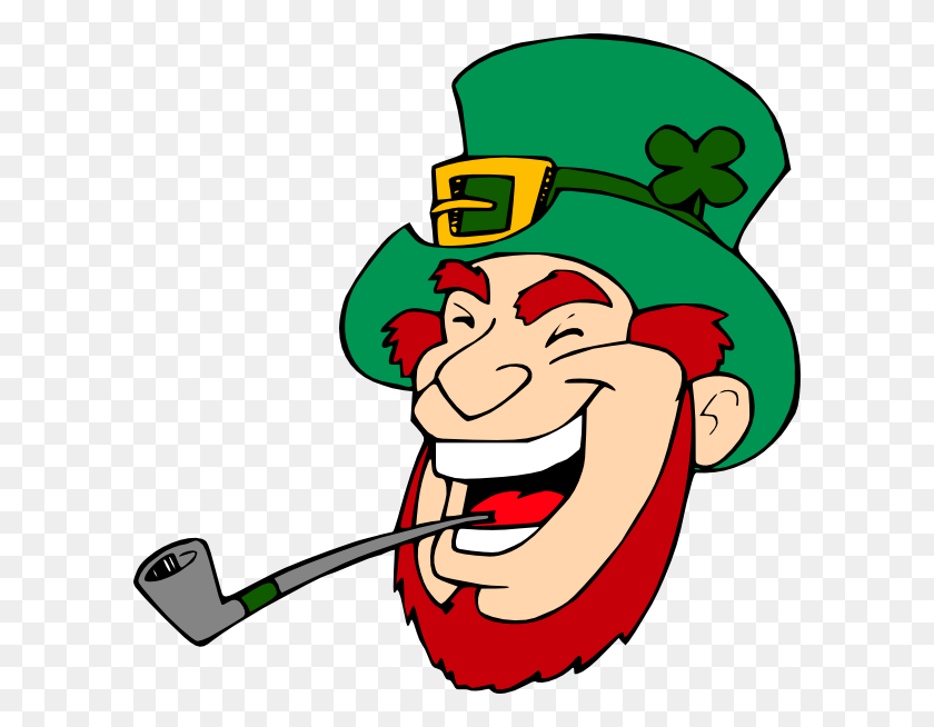 Clip Art Sayings - Fighting Irish Clipart