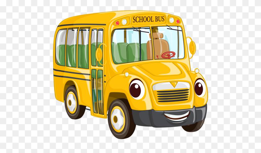 Clip Art Transportation And Vehicles - School Bus Driver Clipart