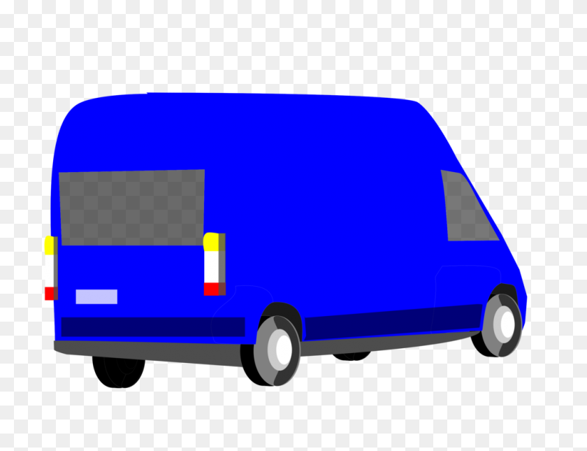 Clip Art Transportation Computer Icons Minivan - Mail Truck Clipart