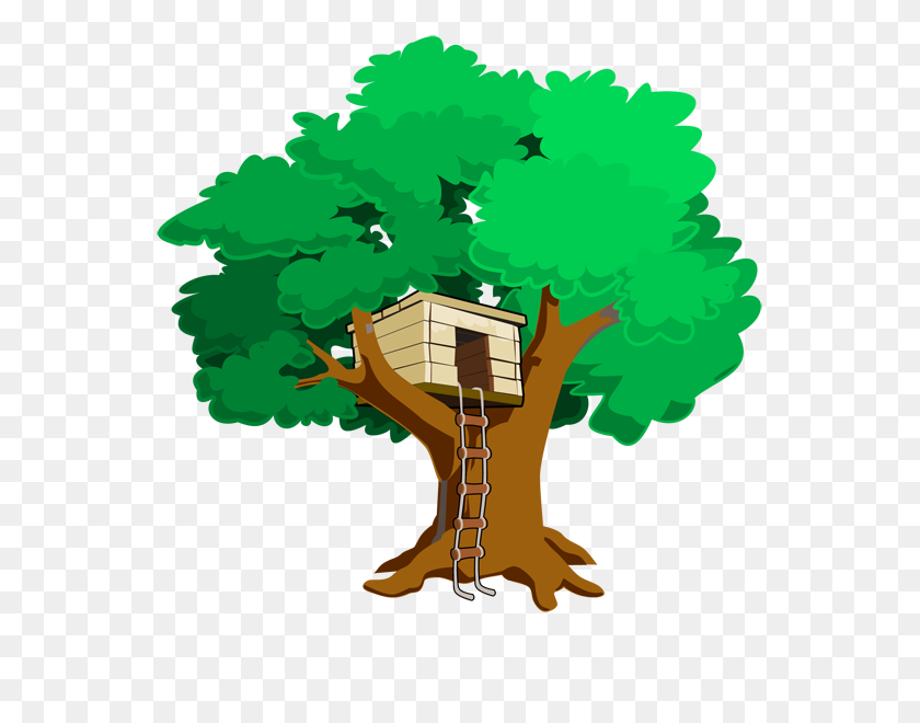 Clip Art Trees Secret Garden Clipart - Secret Clipart