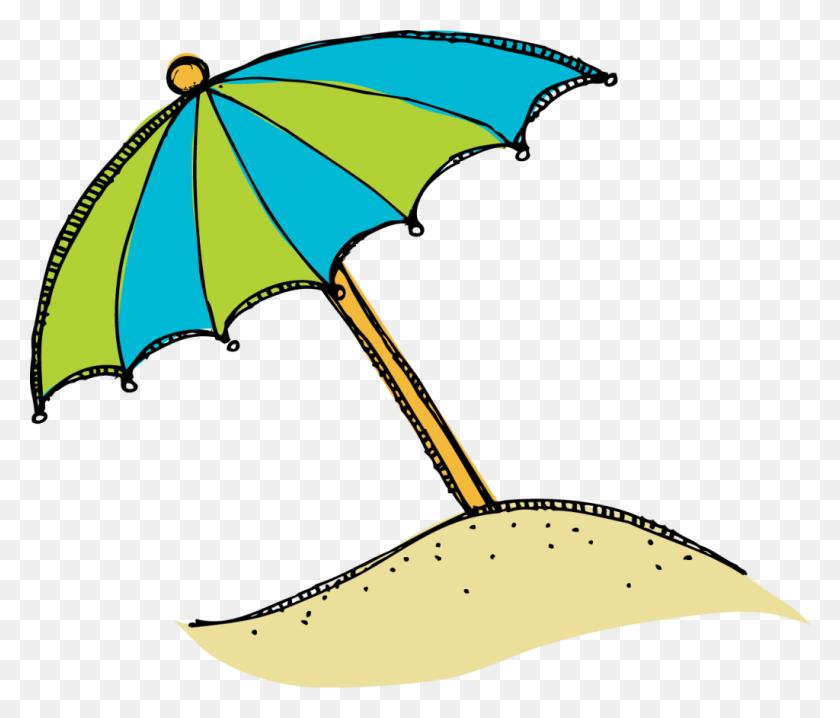 1024x864 Clip On Beach Umbrella - Beach Ball Clipart