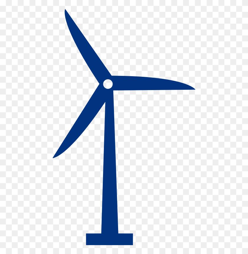 Clipart - Wind Turbine Clipart
