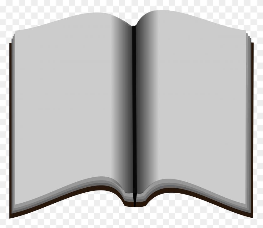 Clipart - Open Book Clip Art