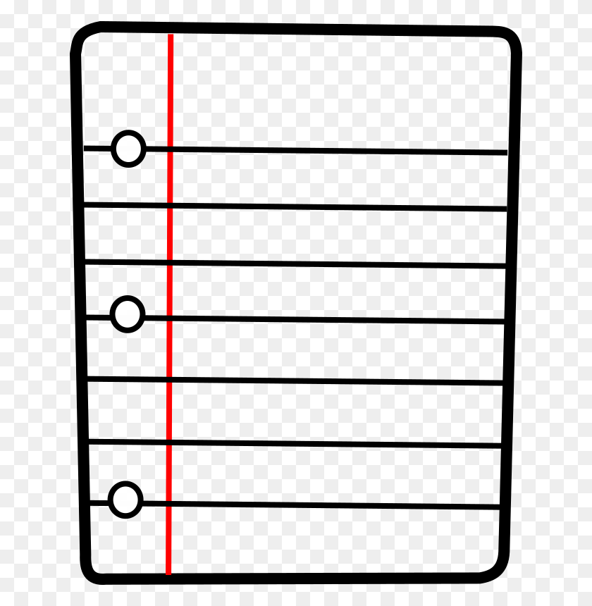 Clipart - Paper Clipart Transparent