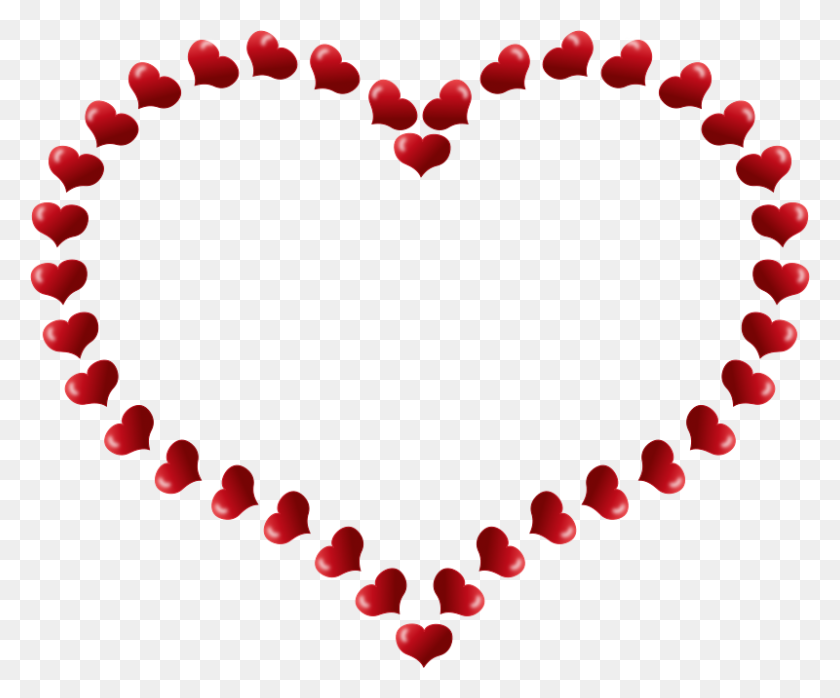 Clipart - Valentine Heart PNG