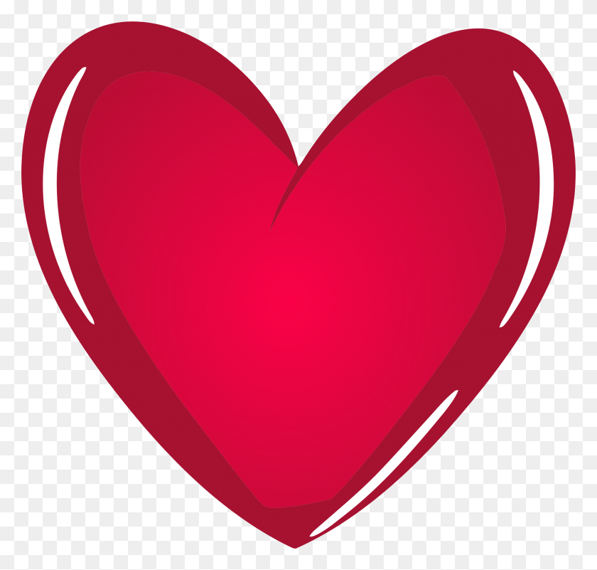 Clipart - Love Heart Clipart