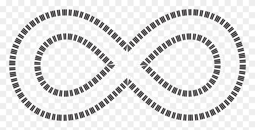 Clipart - Piano Keys Clipart