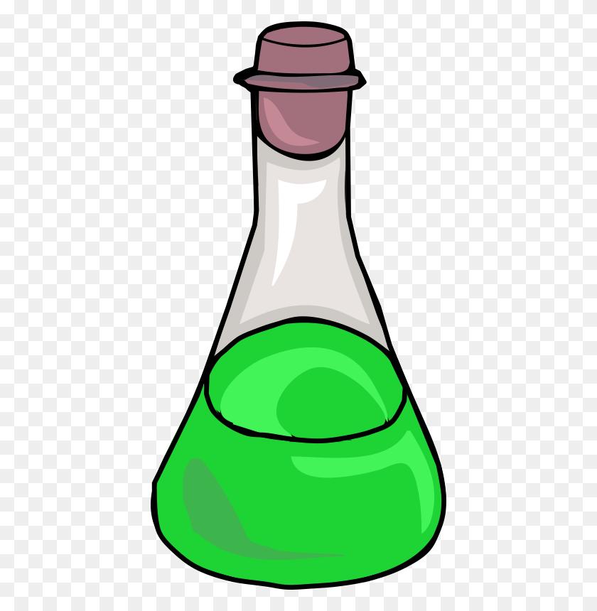 Clipart - Potion Bottle Clipart