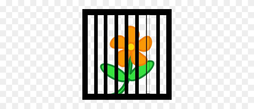 Clipart - Prison Bars Clipart