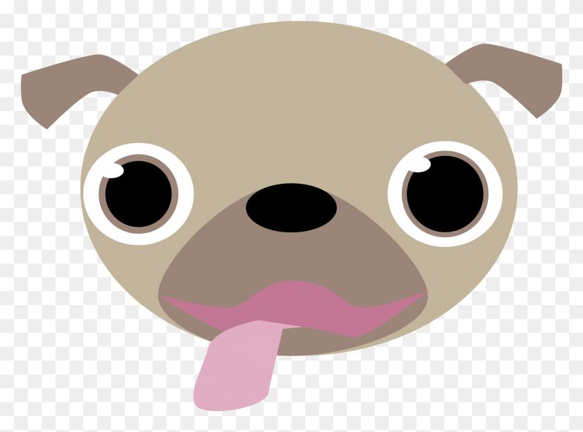 Clipart - Pug Clipart