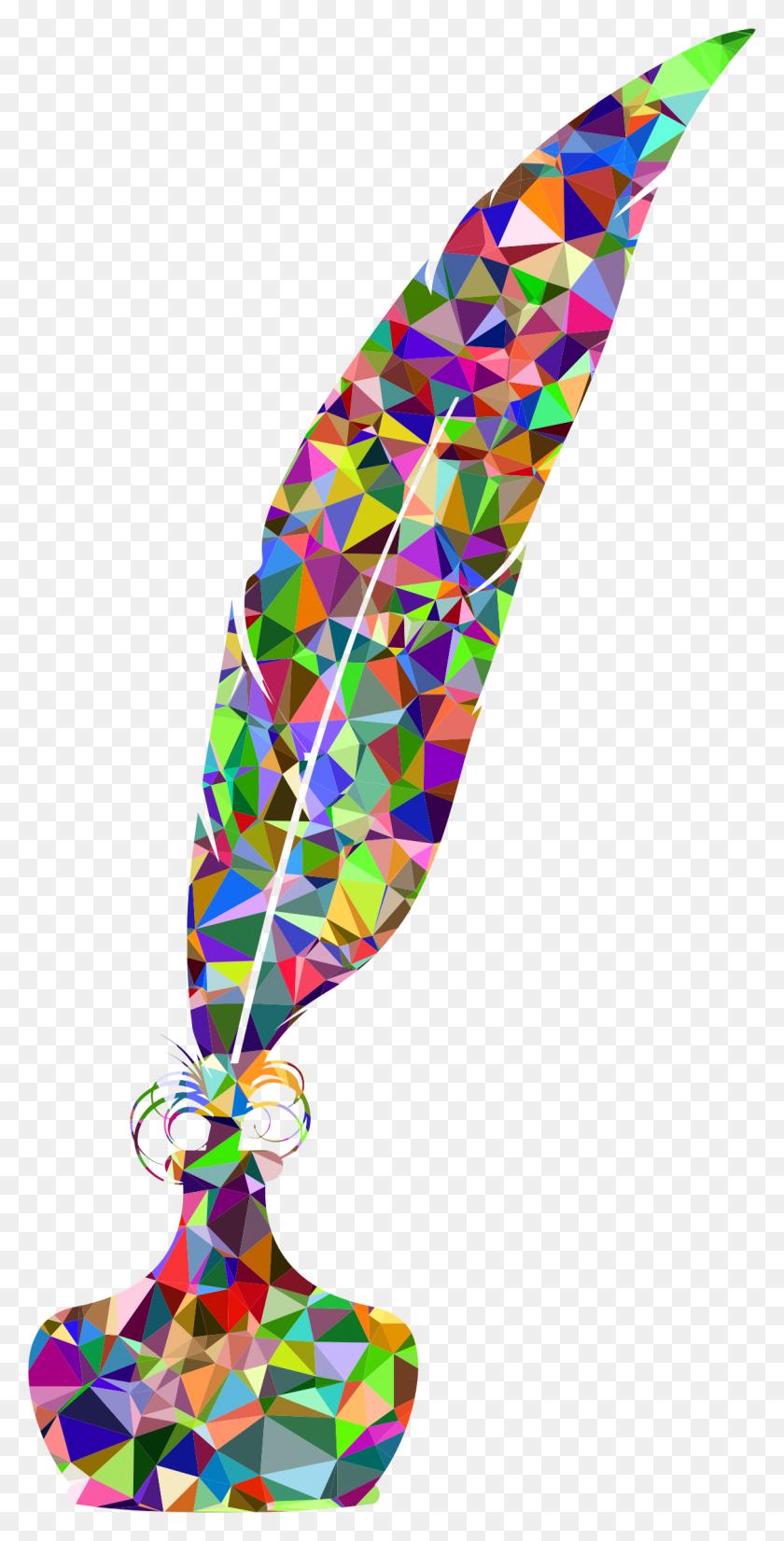 Clipart - Quill Pen Clipart