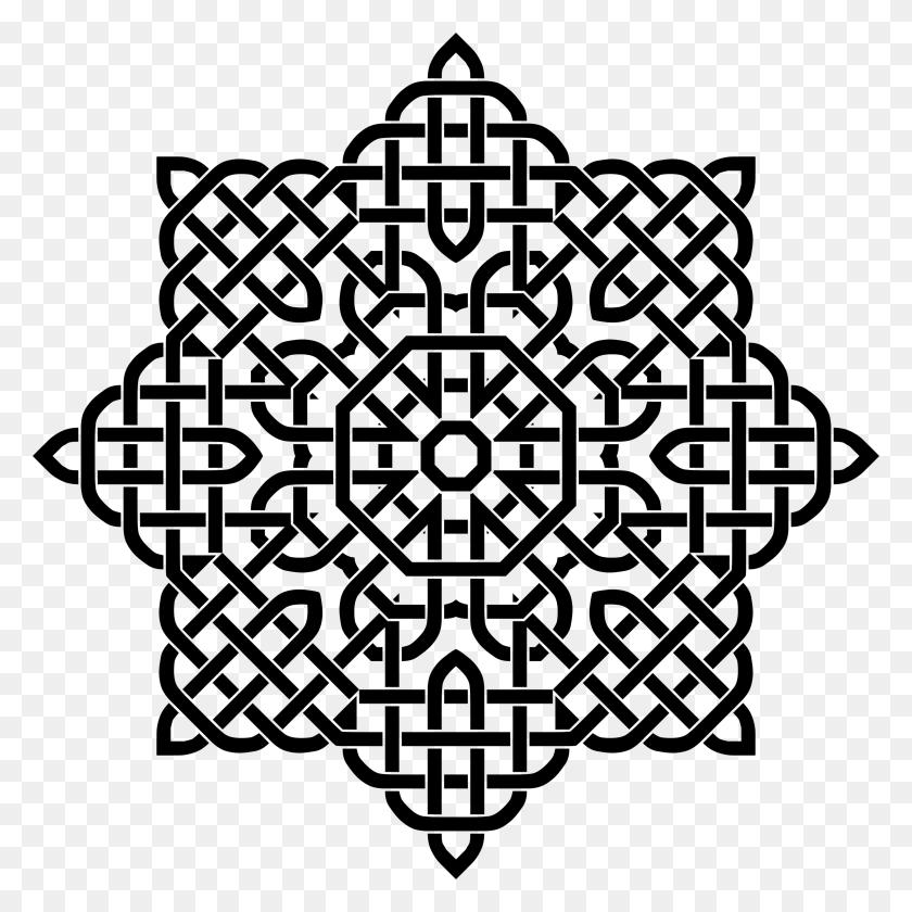 2290x2290 Clipart - Mandala Clipart