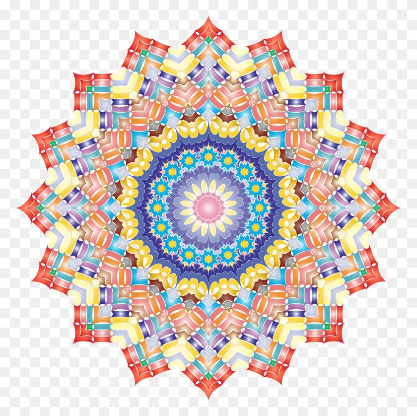 778x778 Clipart - Mandala Clipart