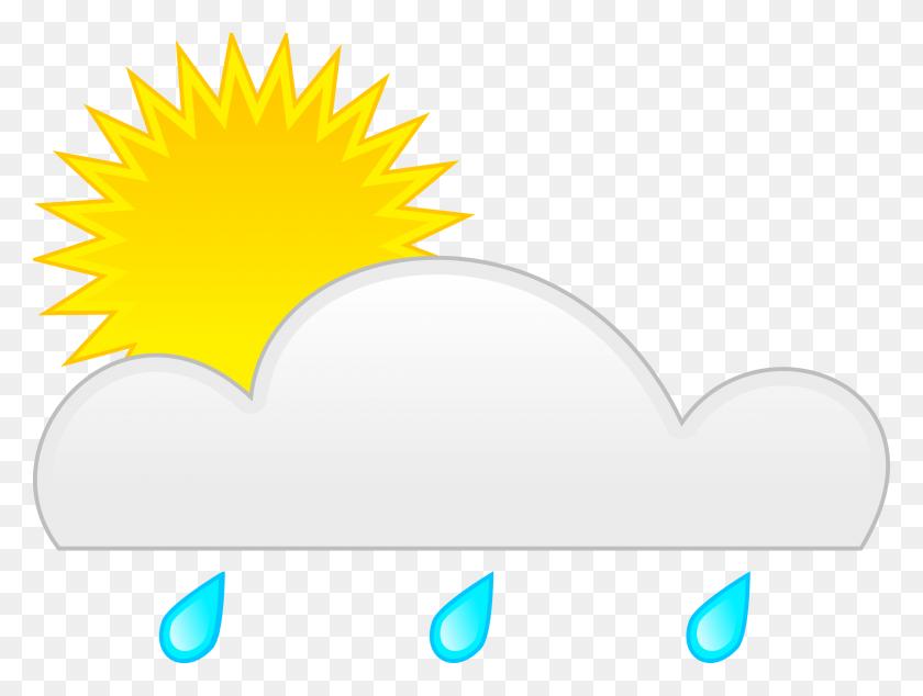 Clipart - Rainfall Clipart