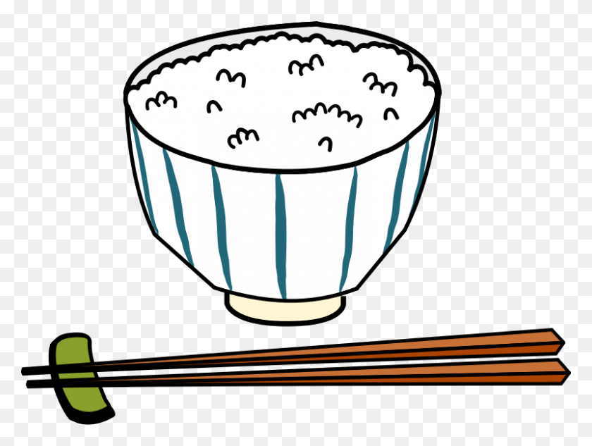 Clipart - Rice Bowl Clipart