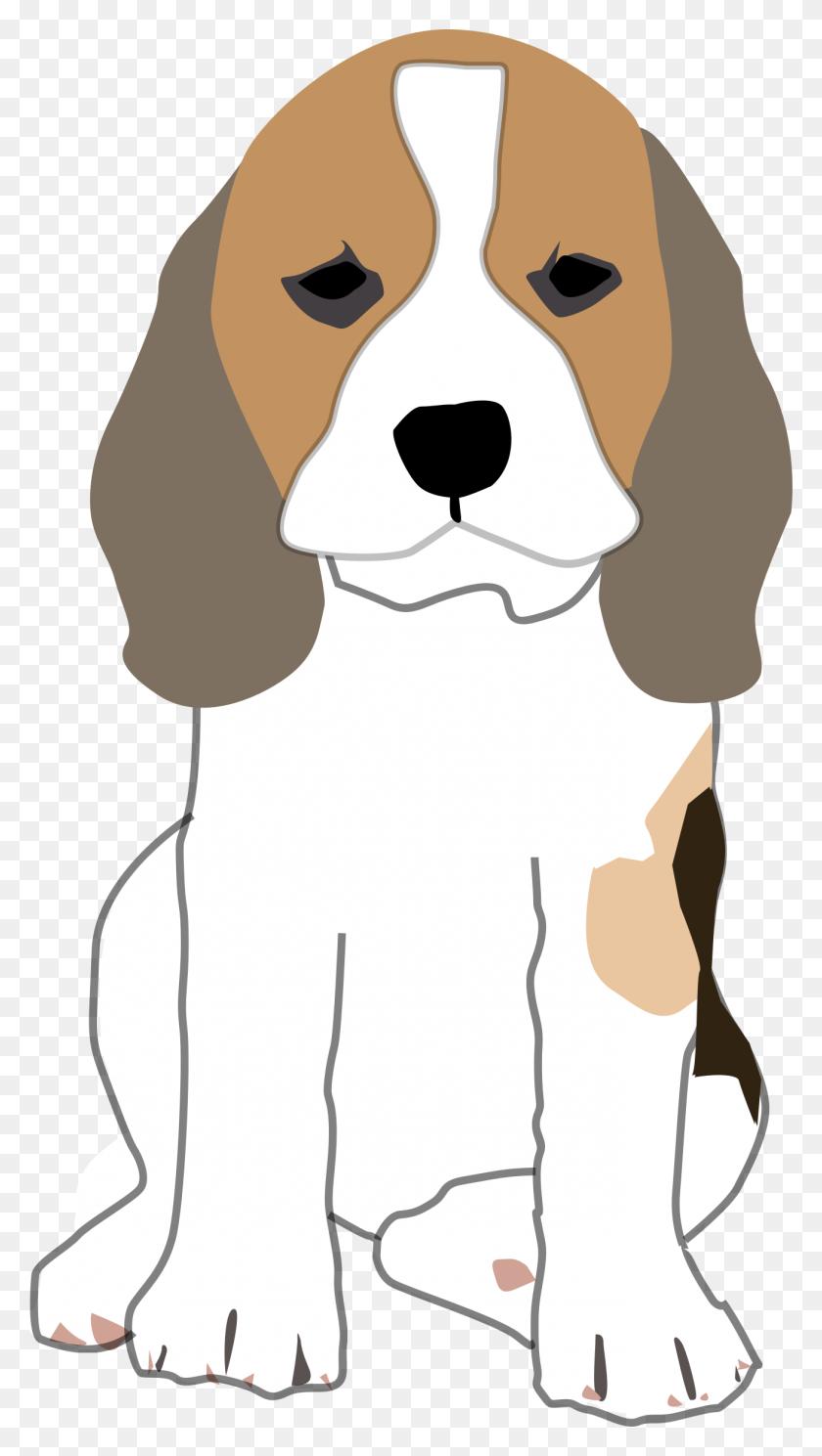 1310x2400 Clipart - Sad Dog PNG