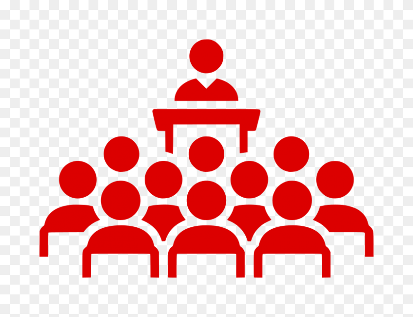 800x602 Clipart - Meeting Icon PNG