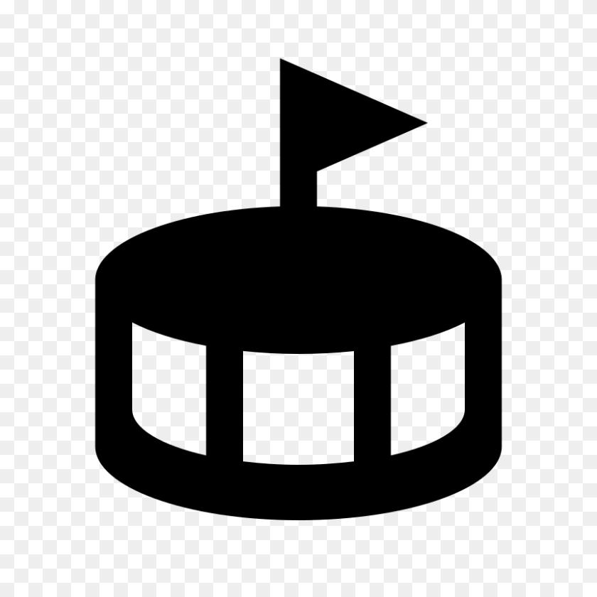 Clipart - Stadium Clipart