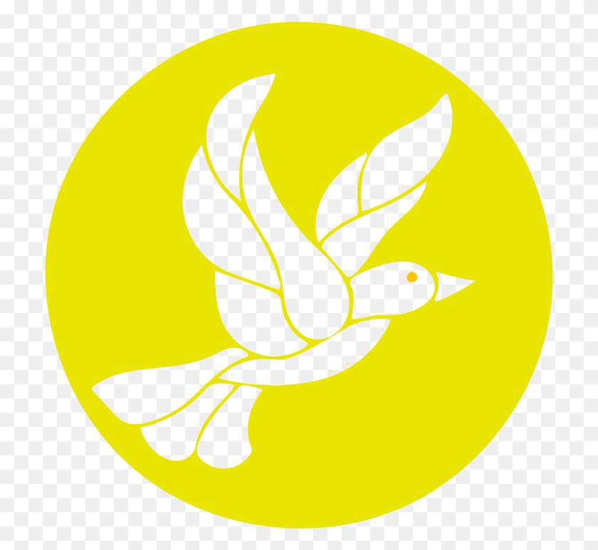 Clipart - Yellow Bird Clipart