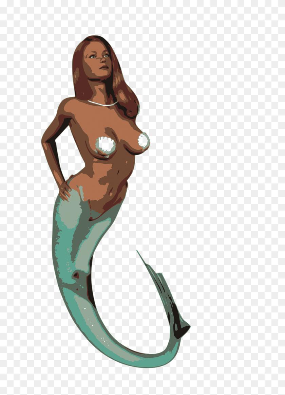 Clipart - Mermaid Clipart Free
