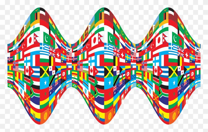 Clipart - World Flags Clipart