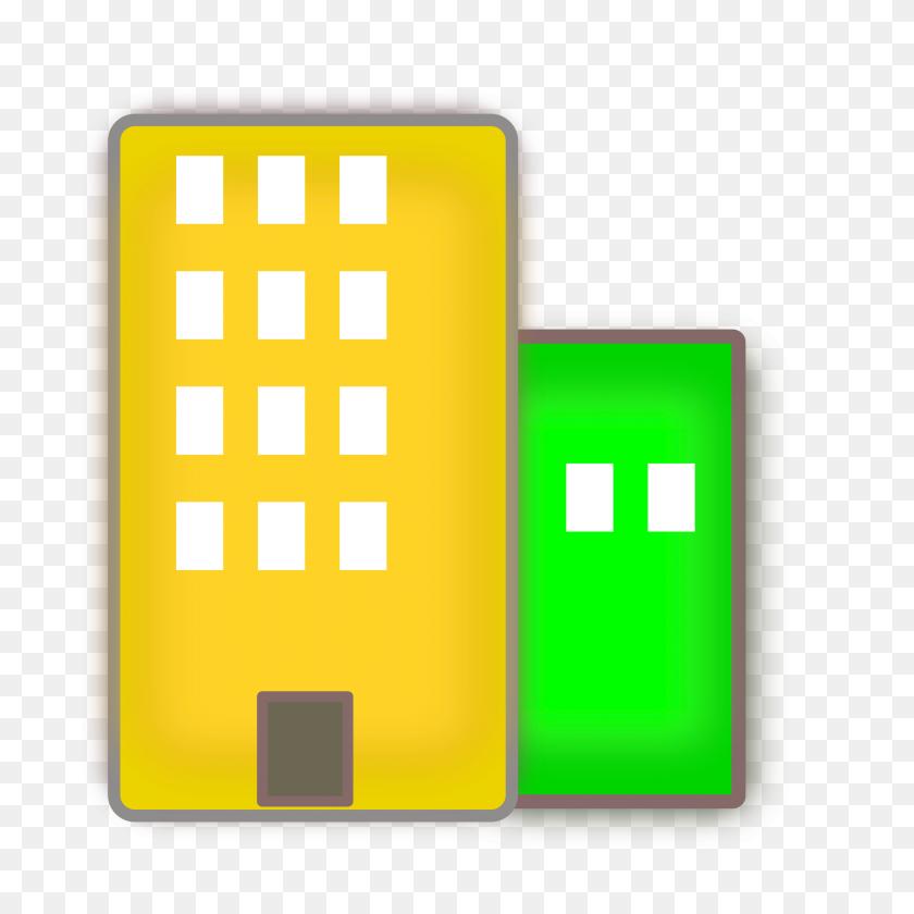 Clipart - Apartment Building Clipart