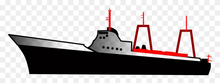 Clipart - Big Boat Clipart