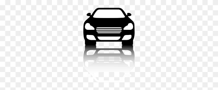 198x290 Clipart - Black Car PNG