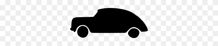 Clipart - Car Silhouette PNG