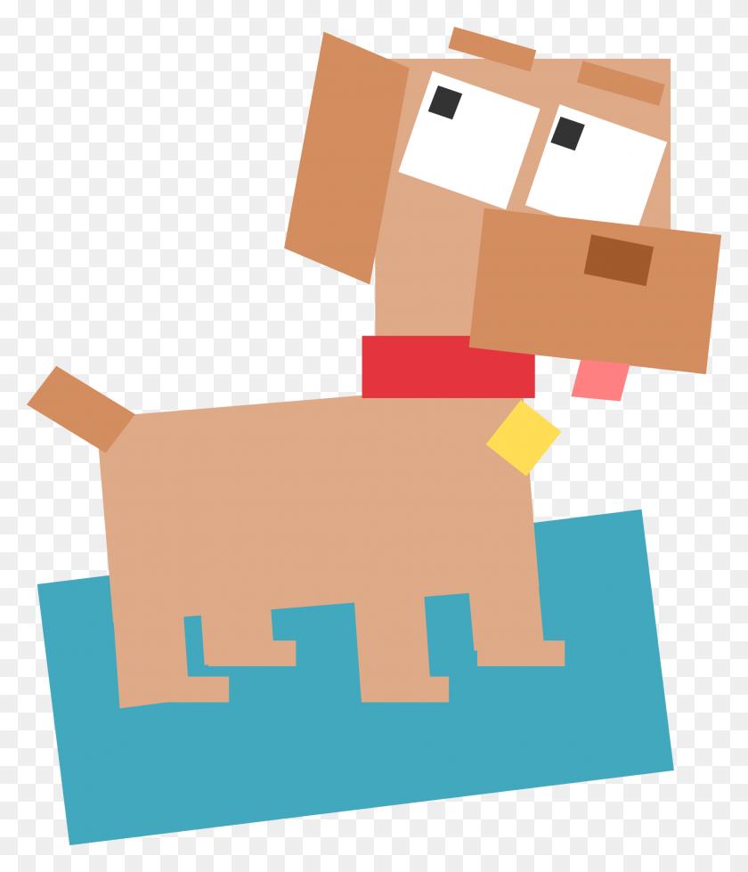 Clipart - Cartoon Dog PNG