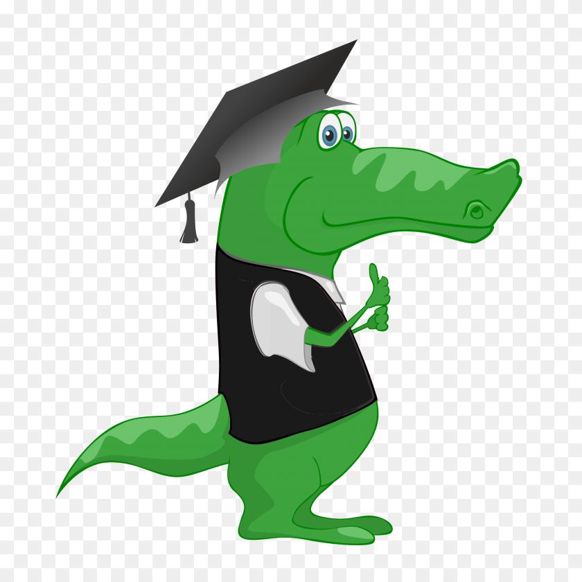 Clipart - Crocodile Clipart